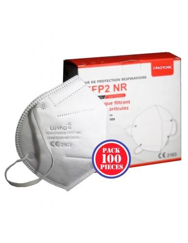 Masque FFP2 norme CE - Grossiste vente en gros